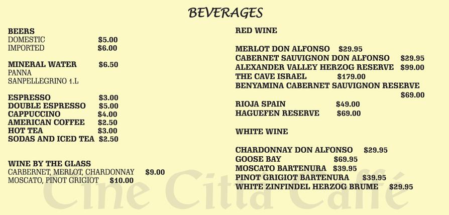 menu-beve-website